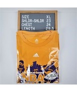 ADIDAS T-Shirt XL KOBE BRYANT #24 LA Lakers 2008 NBA Finals - $89.26