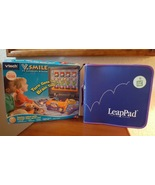 VSmile Deluxe Learning System Gaming Console & Leap Frog Book Reader Bundle - $54.00