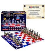 2020 Battle for The White House Chess Set  Republican v Democrat Trump B... - $29.65