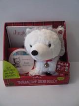Jingle Interactive Story Buddy Plush Set Hallmark NEW Husky Dog Mint in Original - $15.00