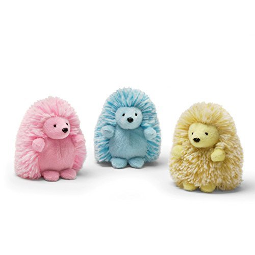 Gund Qwilly Porcupine - Set of 3