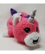 """Russ Hug-A-Pet 24"""" Plush Pink Unicorn - New - $24.99"""