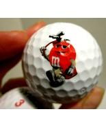 M&M Golf Balls Pinnacle 3 Red NEW - €10,01 EUR