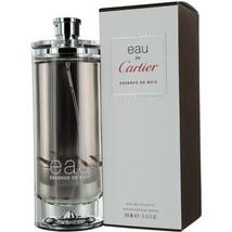 Eau De Cartier Essence De Bois By Cartier 6.7 oz/6.8 oz/200 Ml Edt Spray New - $68.92