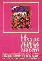 POSTER.Stylish Graphics. La casa de la Luna de Agosto. Drama Decor.1454 - $10.89+