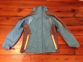 "North Face Summit Series Goretex Blue w/ Fleece Layer Mens Jacket Coat L 42"" - $244.99"