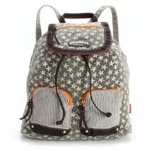 Unionbay Stars Faded Black Backpack School Book Bag Bookbag - NWT - $27.59