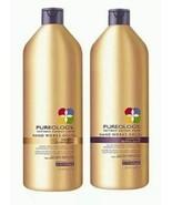Pureology Nano Works Gold Shampoo & Conditioner Duo 33.8oz - $138.59