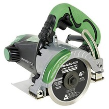 "Metabo HPT Masonry Saw, Dry Cut, 4"" Diamond Blade, 11.6-Amp Motor, 1-3/8... - $115.99"
