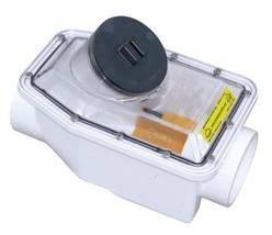 Canplas 223254WPK1 PVC Fullport Backwater Valve, 4-Inch - $260.29