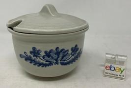 "Pfaltzgraff USA ""Yorktowne"" Honey Pot / Jam or Jelly Jar, Sugar Bowl - Very Nice - $13.99"