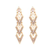 Earrings Fashion Dress Match Women Party Earrings Statement Jewelry - $11.92