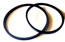 *New 2 Belt Set* 1995 Dayton DF16 DF-16 Drill Press M21 2392 & M24 2844 - $19.59