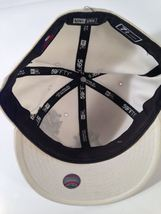 """NEW YORK YANKEES New Era 59Fifty Fitted WHITE Hat 7 3/4"""" *EUC* *FREE SHIP* image 5"""