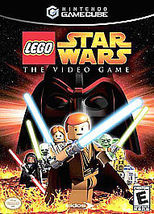 LEGO Star Wars: The Video Game (Nintendo GameCube, 2005) Complete - $16.97