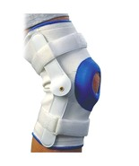 Women Knee Support, Medium Deluxe Comfortable Compression Hinged Knee Su... - $29.98