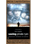 Saving Private Ryan - VHS - $4.95