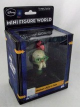 Chicken Little In Fear Mini Figure World Disney Figurine Rooster Sky Fal... - $24.74