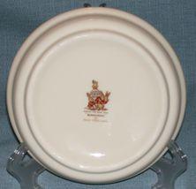 Royal Doulton Bunnykins- Baby Plate /Child's Bowl -Home Decorating Wallpaper EUC image 6