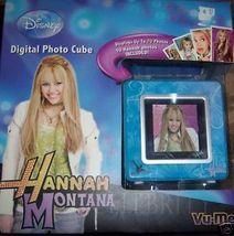 Hannah Montana Digital Photo Cube NEW 10 Hannah Photos - $22.00
