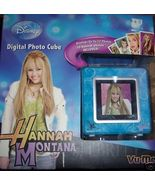 Hannah Montana Digital Photo Cube NEW 10 Hannah Photos - $22.00