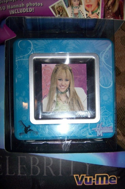 Hannah Montana Digital Photo Cube NEW 10 Hannah Photos