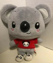 Kai Lan Tolee koala Bear Plush Doll 6in Ty Beanie Baby 2009 Nickelodeon ... - $12.19