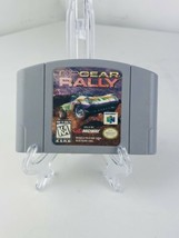 Top Gear Rally (Nintendo 64, 1997) N64 Authentic - $9.89