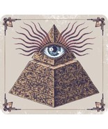 Haunted Illuminati Blessing Spell Master Wisdom Knowledge Power Energy W... - $29.00