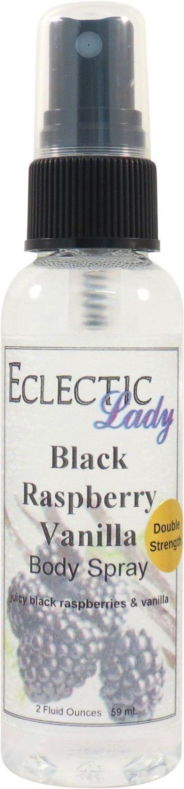 Black Raspberry Vanilla Body Spray