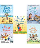 Daisy Dawson 5 Book Set Series Collection BRAND NEW! Author Steve Voake - $25.99