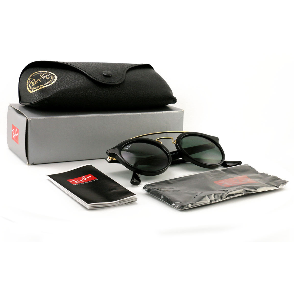 135673f50486 Ray Ban Men´s Sunglasses RB4256 601 and 50 similar items