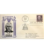 Nov. 5, 1960 First Day of Issue, Ken Boll Cover, Walter F. George #70 - €1,43 EUR