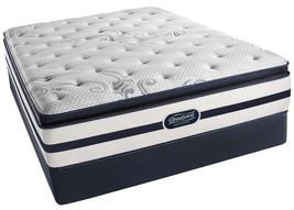 Simmons Beautyrest Recharge Hughesdale Plush Pillow Top Mattress - Queen... - $799.00+