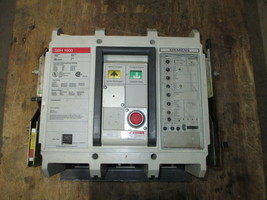 Siemens SBH 1600 (SBH2016DV) 1600A Frame 1200A Rated EO/DO Breaker w/ LSIG Used - $8,500.00