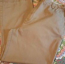 Consensus Brand ~ Men's 42 x 30 ~ Khaki (Beige) in Color ~ Classic ~ Chi... - $30.00