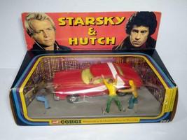 Vintage starsky and hutch corgi car boxed - $209.80