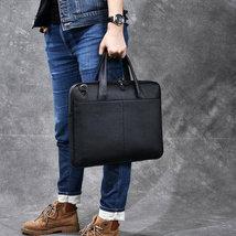 Sale, Full Grain Leather Men Briefcase, Tote, Messenger Bag, Laptop Bag, Shoulde image 4