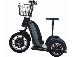 MotoTec Electric Trike 48v 800w Personal Transporter 3 Wheel Electric Scooter image 3