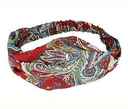 Vintage Style Fashionable Headband For Girls/Female(Colorized Pattern) - $13.66