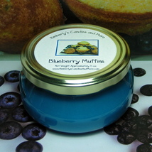 Blueberry Muffin  Wickless Candle - $6.00