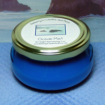 Ocean Mist 6 oz. Tureen Jar Wickless Candle - $6.00
