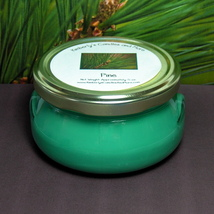 Pine Needle 6 oz. Tureen Jar Wickless Candle - $6.00