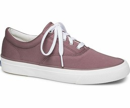 Keds WF58532 Women's Anchor Sateen Sneakers Mauve,Size 6 - $52.60 CAD