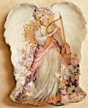 Serenity's Song  Angel Plate By Nadezhda Strelkina - $18.70