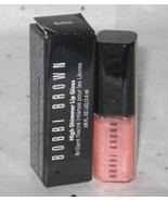 Bobbi Brown High Shimmer Lip Gloss in Bellini - NIB - Sample Size - $10.98