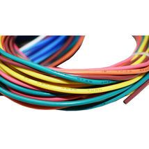 12 Circuit Street Hot Rat Rod Custom Universal Color Wiring Wire Kit XL WIRES image 7