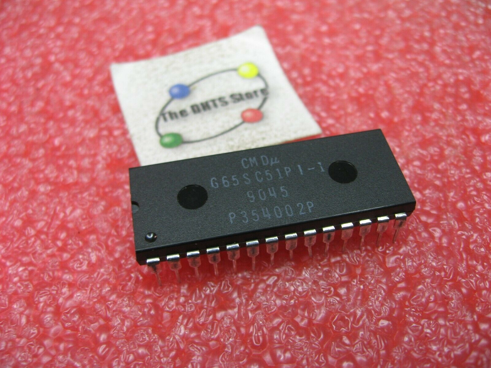 Primary image for G65SC51PI-1 CMD Asynchronous Communications Interface Adapter IC - NOS Qty 1