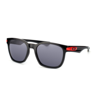New Oakley Limited Ducati Garage Rock Polished Black w/Grey Polarized 91... - $195.95