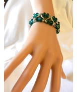 New Exquisite Ladies'  Charming  Beads Stretch  Beads Bracelet  - $4.99